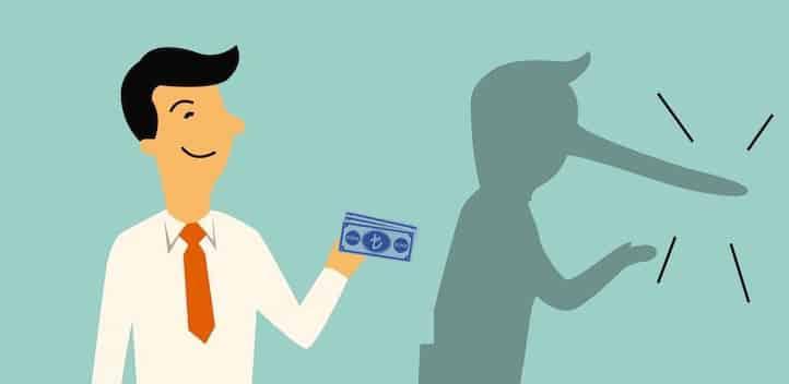 para kazanmak konusundaki yalanlar