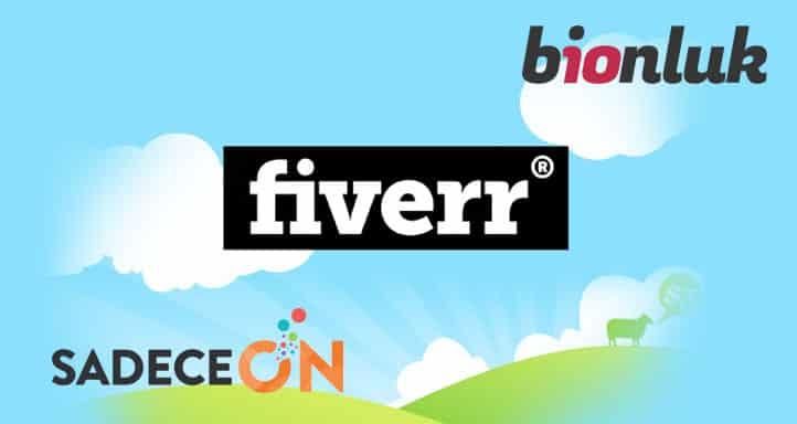 fiverr ile internetten para kazanmak