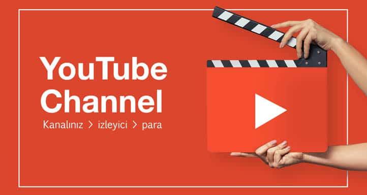 youtube ile internetten para kazanmak