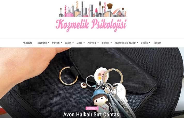 En iyi makyaj blogları - Kozmetik psikolojisi