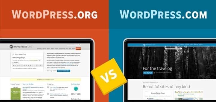 WordPress Com ve Org Farkı nedir
