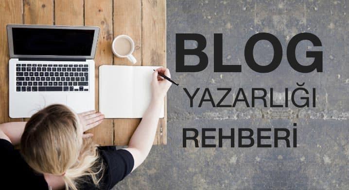 Blog yazarlığı rehberi