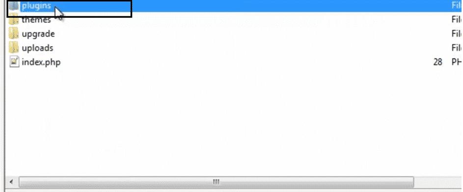 wordpress eklenti dosyası