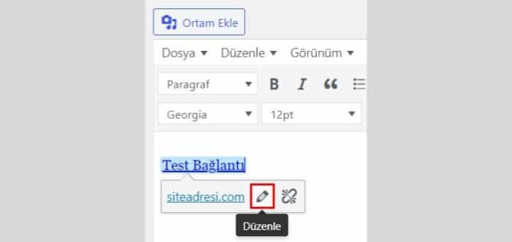 Wordpress Nofollow Link Ekleme - AIOSEO 2