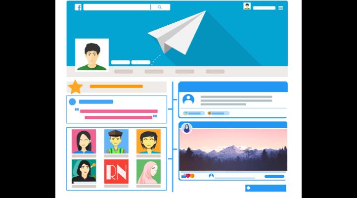 Sosyal Medyadan Para Kazanmak - Profil Düzenlemek