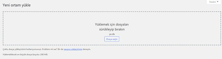 Wordpress Görüntü Düzenleyici