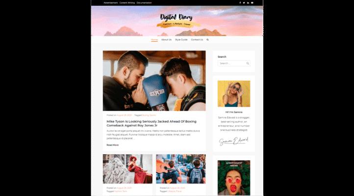 En Hızlı WordPress Teması - Zakra Teması